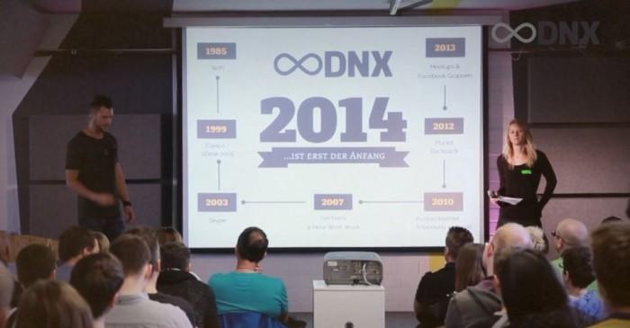 DNX Berlin 2014 - Konferenz für digitale Nomaden