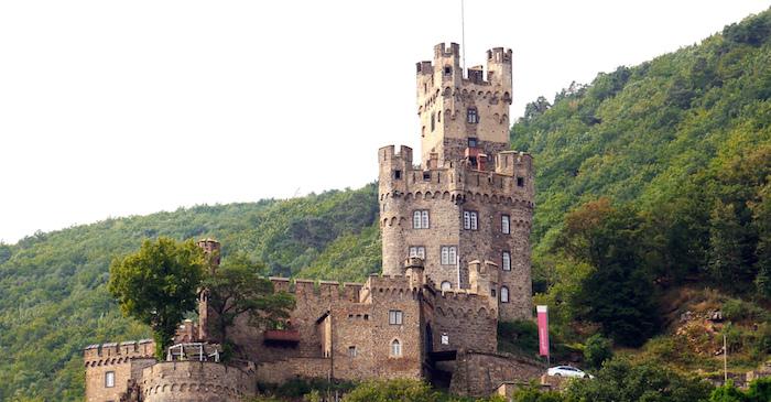 Burgenblogger am Mittelrhein werden