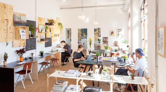 Die Blogfabrik Berlin - Coworking für Content Creator