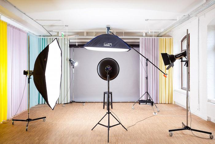 Die Blogfabrik Berlin - im Studio