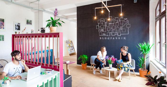 Die Blogfabrik Berlin - Coworking