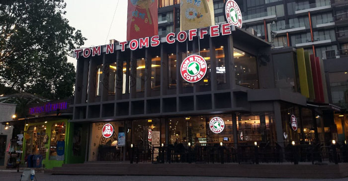 Tom n Toms Coffee