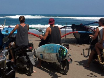 Surfen Canggu