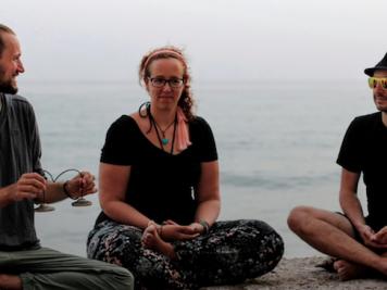 Interview mit Meditationscoach Marius Herbst
