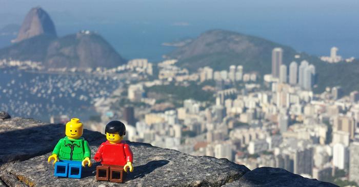 Digitale Nomaden in Brasilien