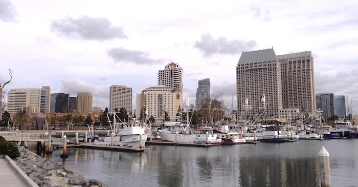 Hafen San Diego