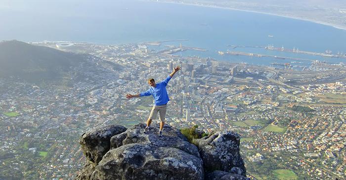 Südafrika als Reiseziel für digitale Nomaden