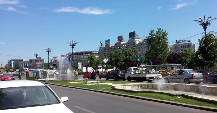 Reiseziel Bukarest